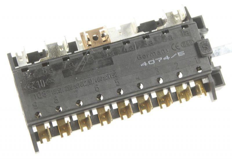 Przełącznik impulsowy funkcji do piekarnika Smeg 811730347,0