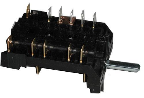 Przełącznik impulsowy funkcji do piekarnika Seppelfricke 615005335,0