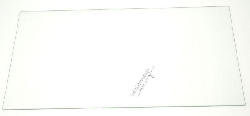 Półka szklana bez ramek do komory chłodziarki do lodówki Beko 4214903700,0