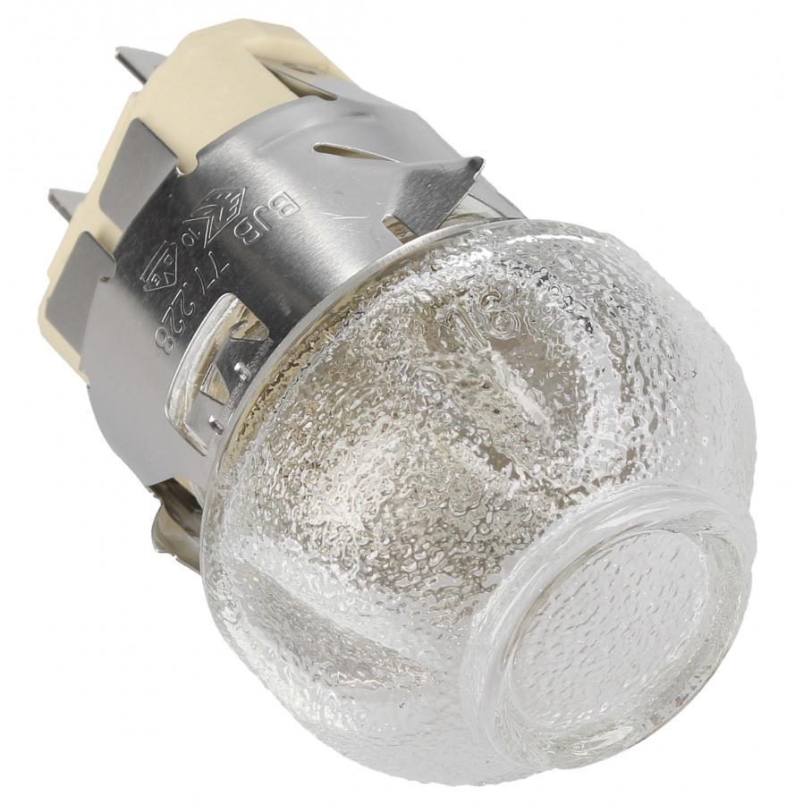 Lampka kompletna z żarówką i osłoną do piekarnika Gorenje 304858,0
