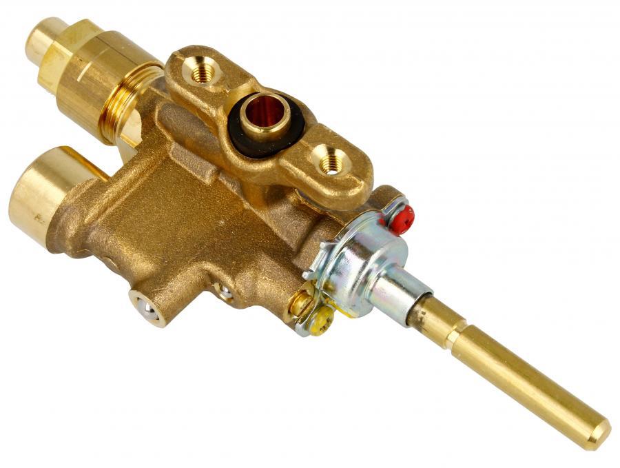 Zawór gazu palnika do kuchenki Gorenje 304981,0
