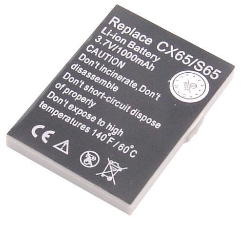 Bateria do smartfona Siemens GSMA36281C,0