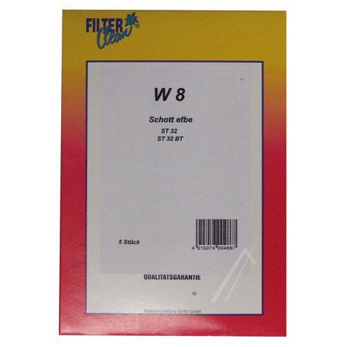 Worki W8 5szt. do odkurzacza Schott efbe,0
