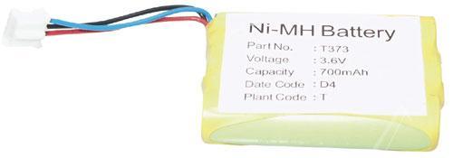 Akumulator do telefonu bezprzewodowego 3,6V-700MAH,0
