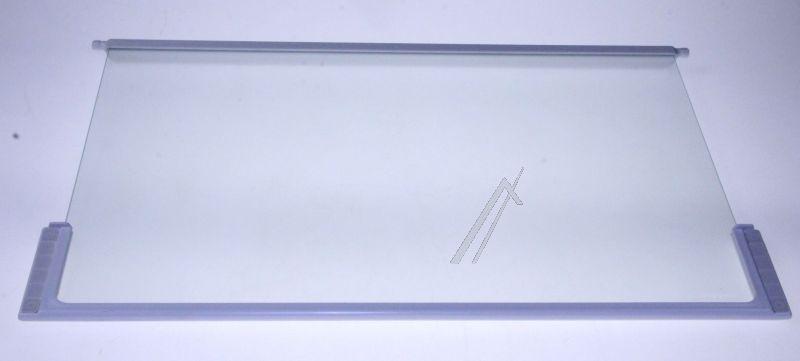 Półka szklana bez ramek do komory chłodziarki do lodówki Liebherr 929354600,0