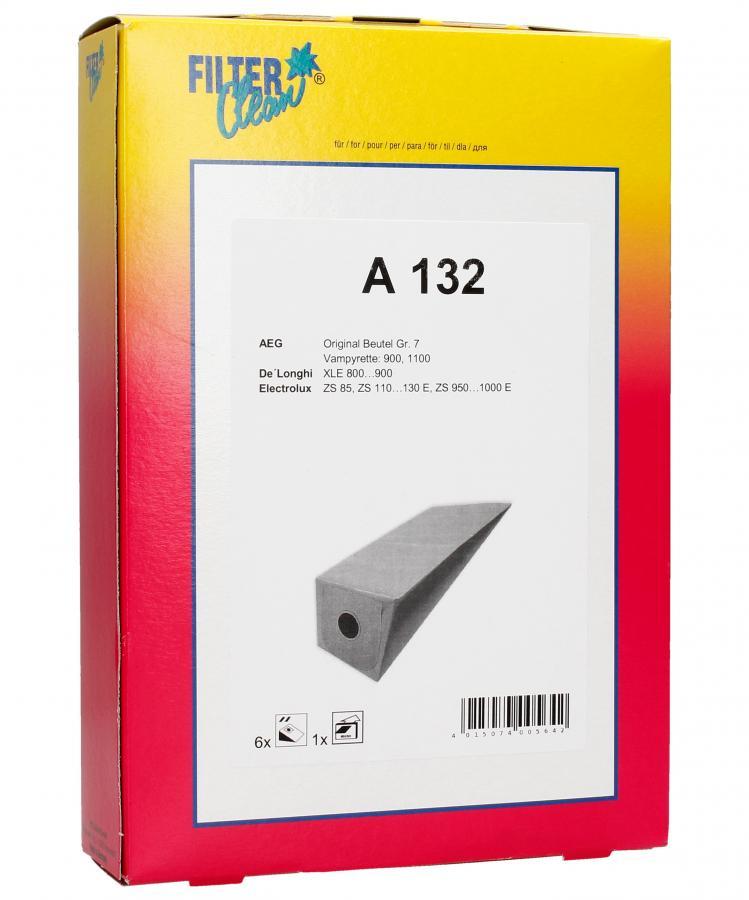 Worki A132 6szt. do odkurzacza AEG,0