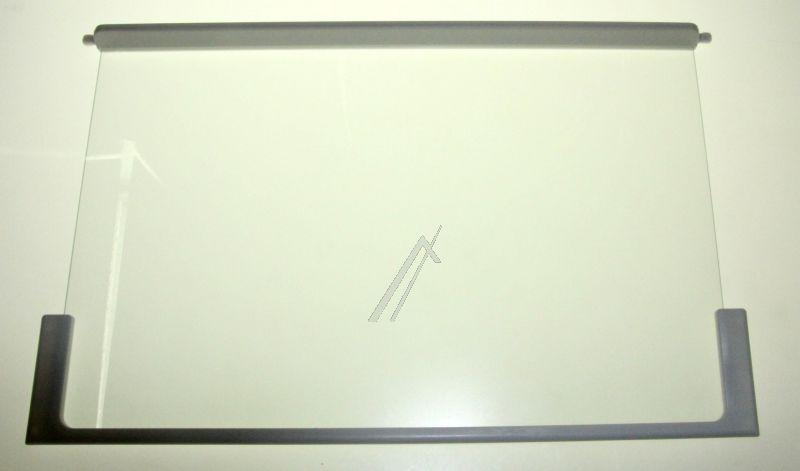 Półka szklana z ramkami do komory chłodziarki do lodówki Liebherr 929373900,0