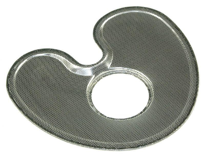 Filtr metalowy płaski do zmywarki AEG 1526900004,0