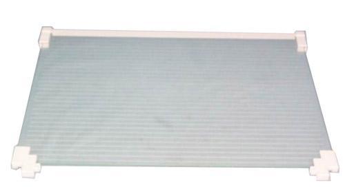 Półka szklana z ramkami do komory chłodziarki do lodówki Beko 4120062500,0