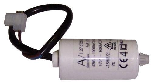 Kondensator sprężarki do lodówki Beko 4121071301,0