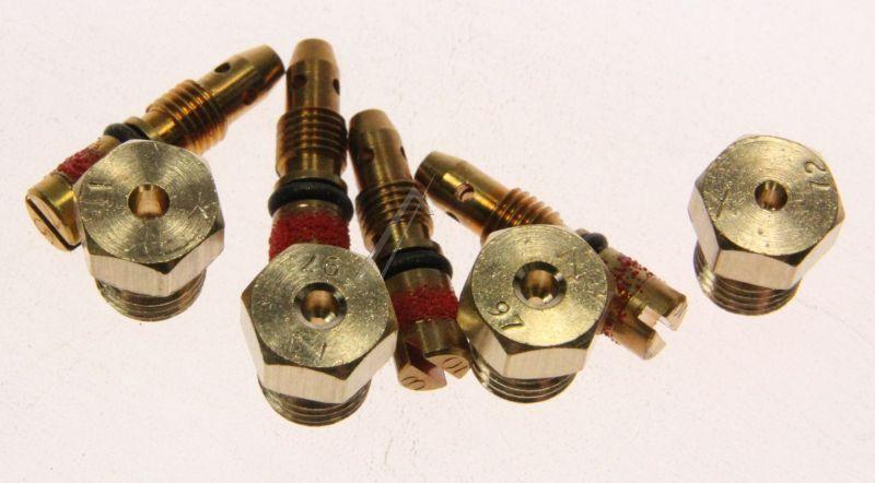 Dysze gazu ziemnego do kuchenki Bosch 00603563,0