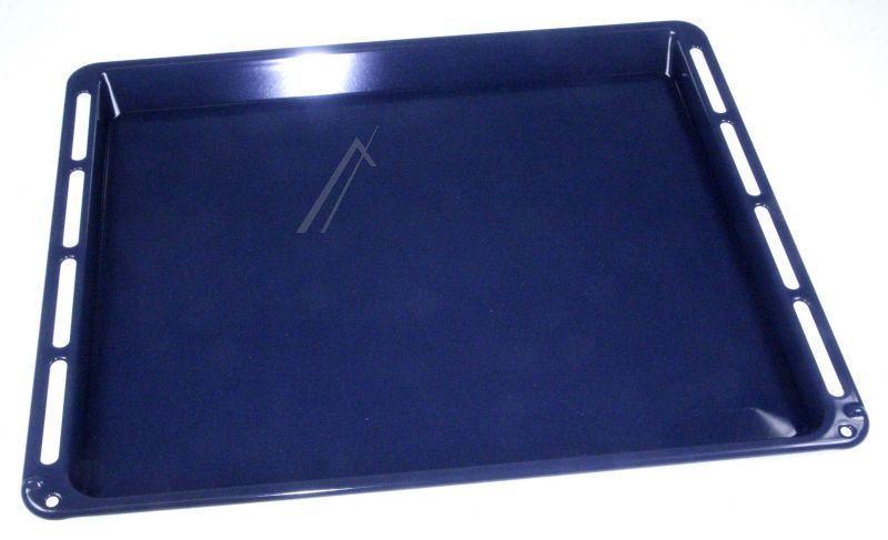 Blacha do pieczenia płytka (emaliowana) 43.8x35cm do piekarnika AEG 3304224151,3