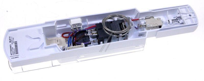 Panel termostatu z oświetleniem do lodówki Bosch 00499947,1