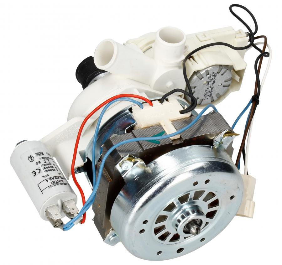 Pompa myjąca z turbiną do zmywarki Indesit 482000028856,0