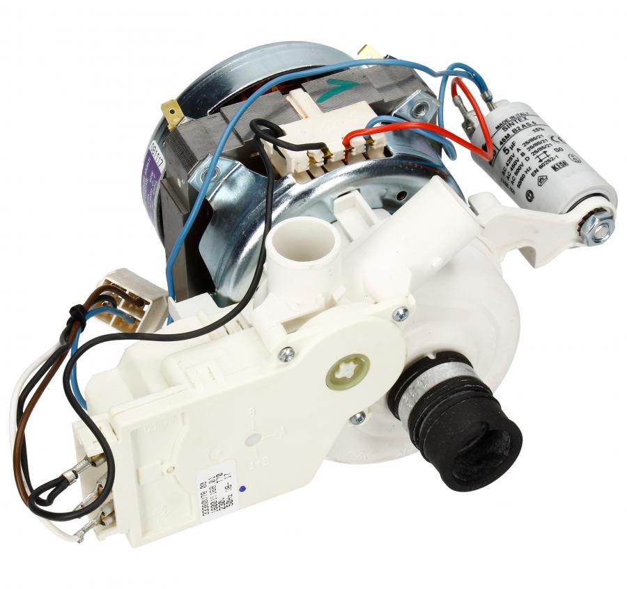 Pompa myjąca z turbiną do zmywarki Indesit 482000028856,1