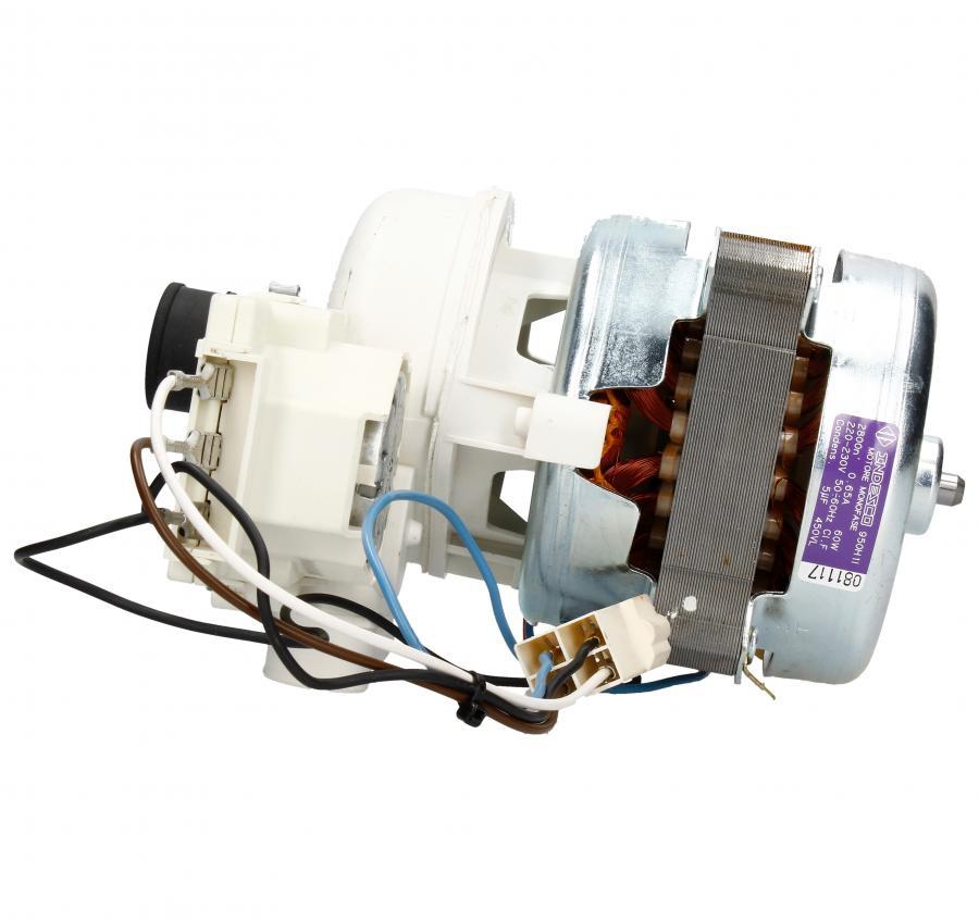 Pompa myjąca z turbiną do zmywarki Indesit 482000028856,2