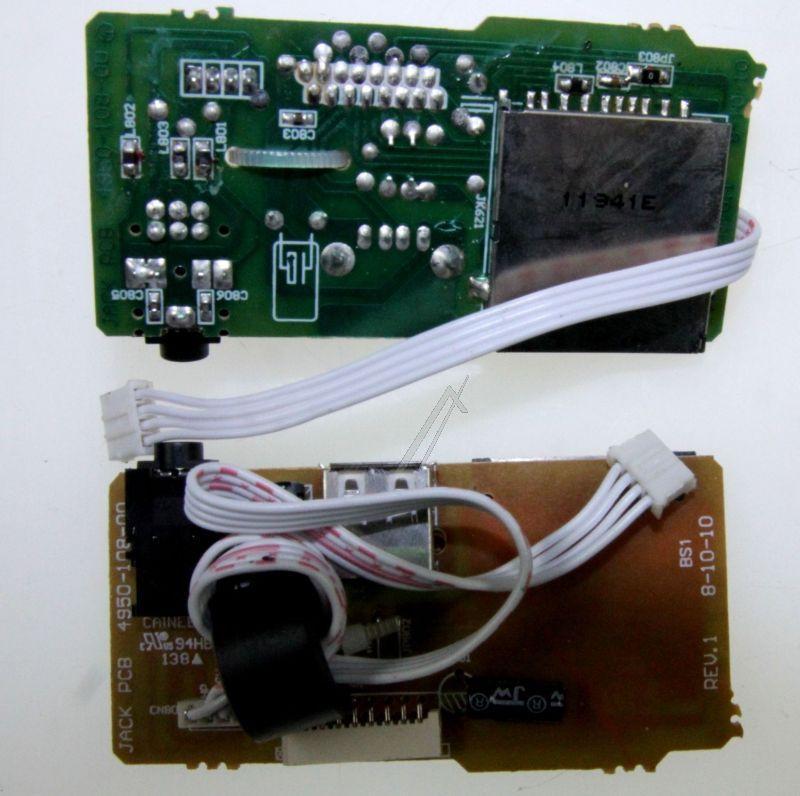 Płytka czytnika kart pamięci do zestawu hi-fi 759551604600,0