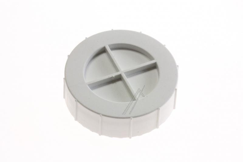 Nakrętka filtra pompy odpływowej do pralki Gorenje 154474,0