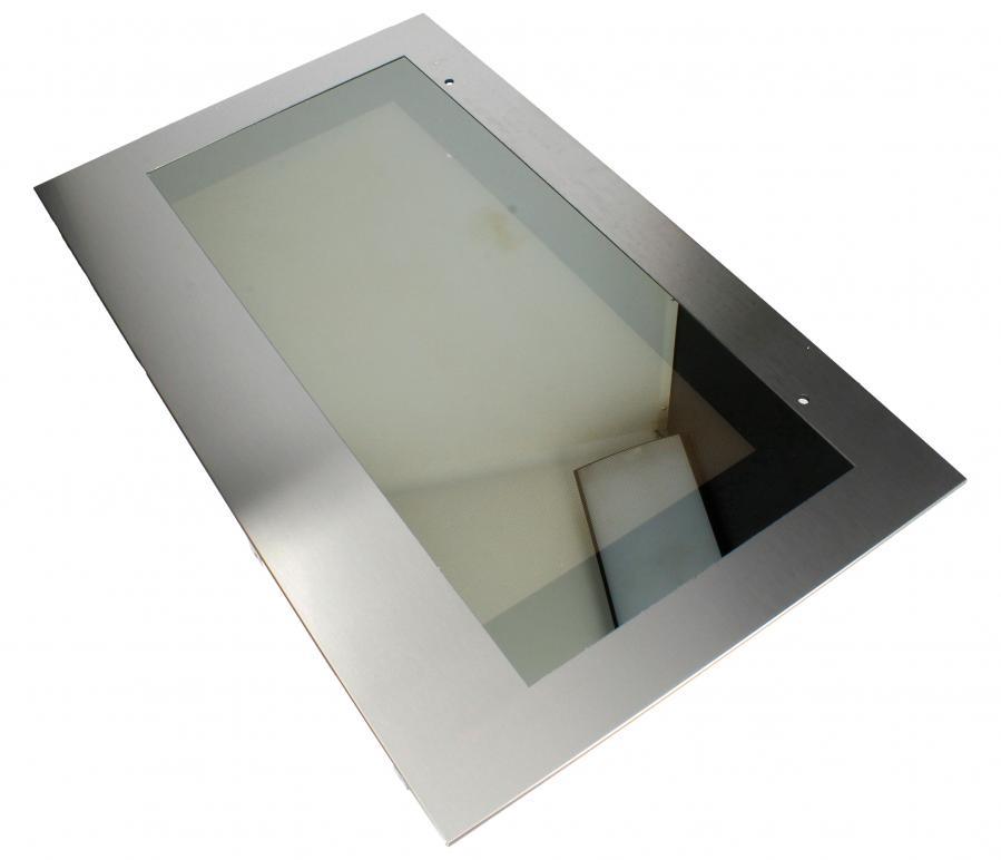 Zewnętrzna szyba drzwi z ramą do piekarnika Ariston 482000030166,0