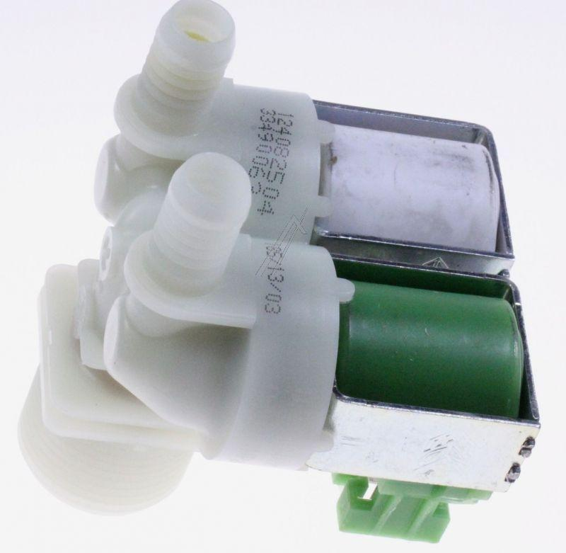 Elektrozawór podwójny (dwudrożny) do pralki Electrolux 1240825040,3