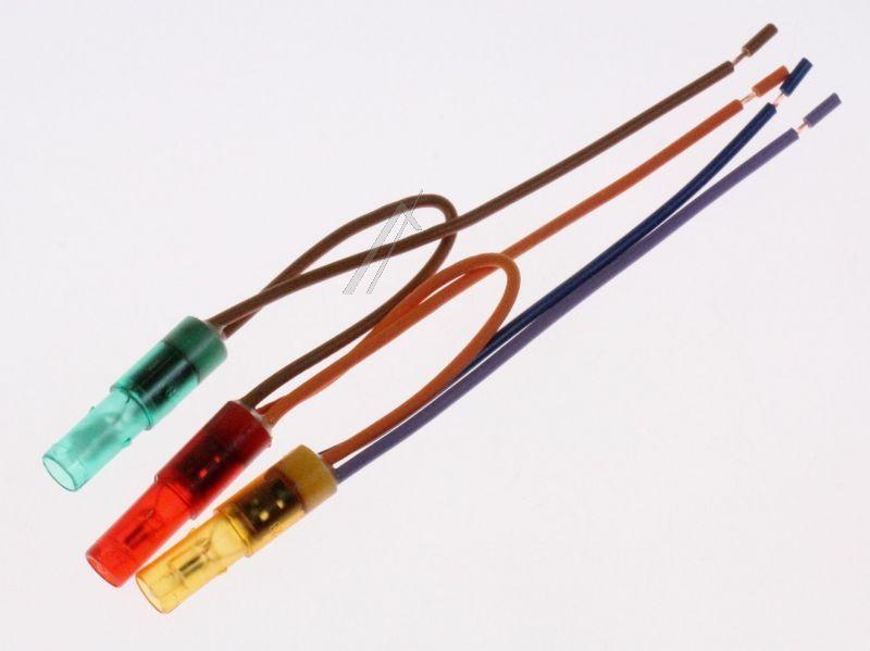 Lampka kontrolna panelu do lodówki Whirlpool 481213448372,0