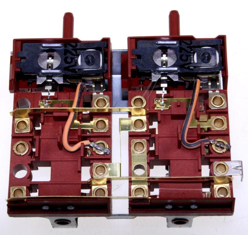 Regulator energii dwuobwodowy do kuchenki Siemens 00643741,1