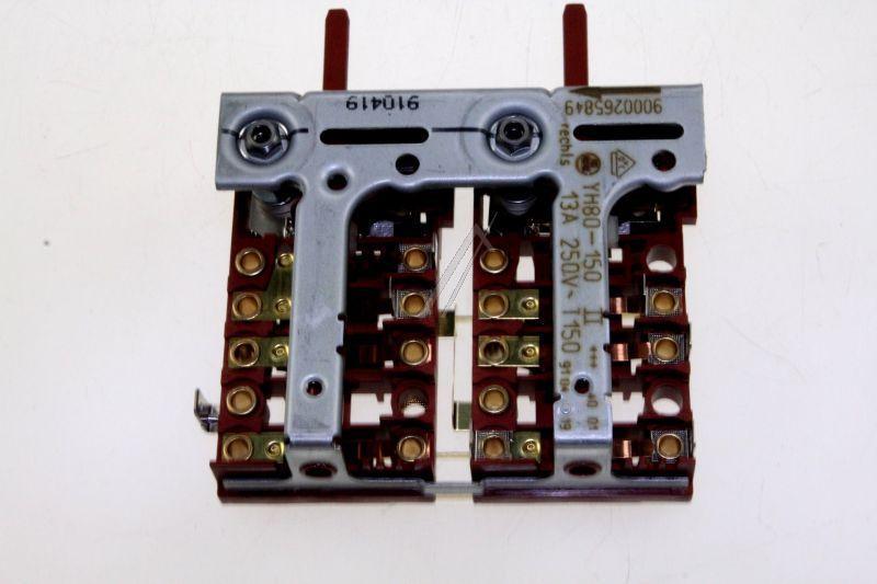 Regulator energii dwuobwodowy do kuchenki Siemens 00643741,2