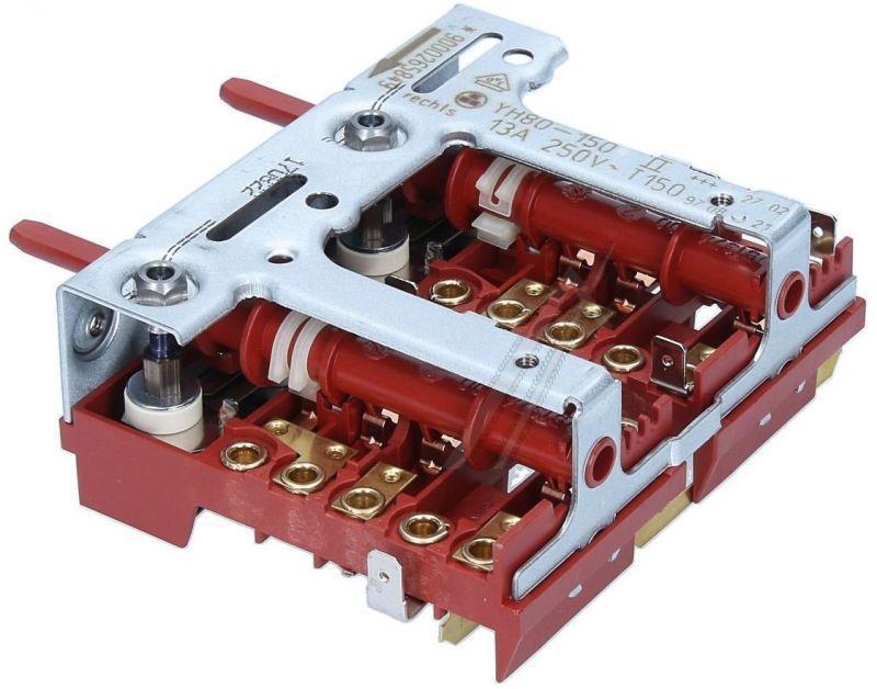 Regulator energii dwuobwodowy do kuchenki Siemens 00643741,3