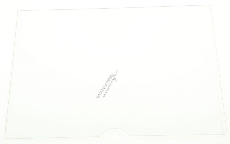 Półka szklana bez ramek do komory chłodziarki do lodówki Liebherr 727152200,0