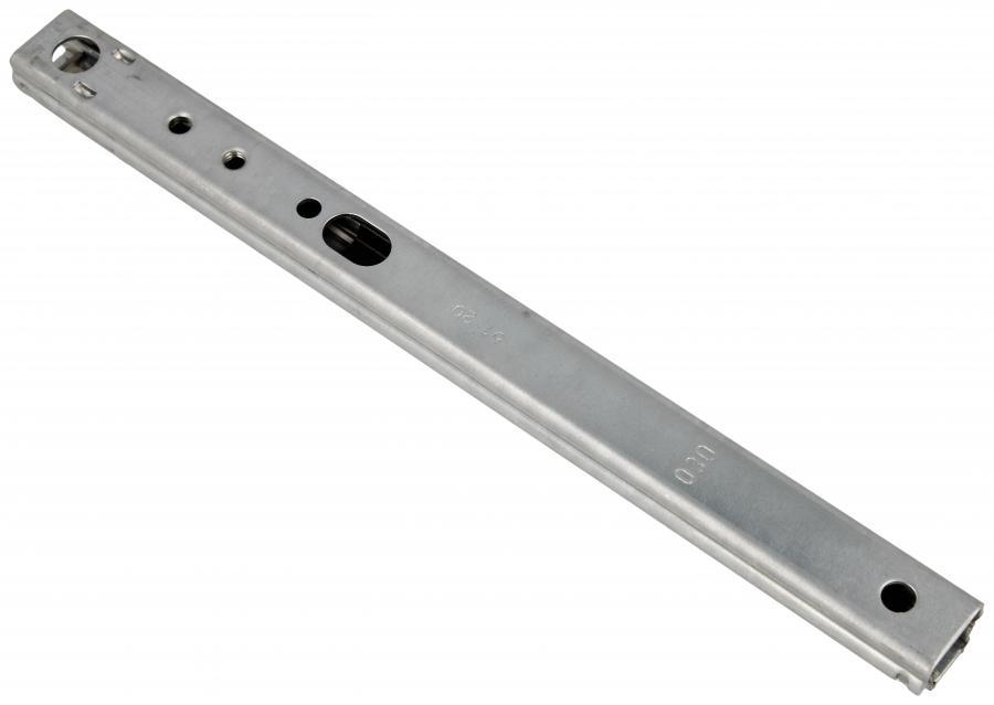 Prowadnica półki szklanej chłodziarki do Beko BU 1152 HCA,0
