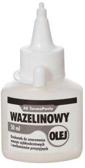 Olej wazelinowy