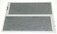 Filtr przeciwtłuszczowy metalowy do okapu 00460007