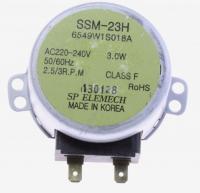 Silnik napędowy SSM-23H mikrofalówki Siemens 00489688