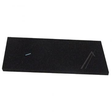 Filtr piankowy pojemnika na kurz do odkurzacza Bosch 00645668