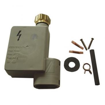 Elektrozawór | Zestaw naprawczy aquastop do zmywarki Siemens 00091058