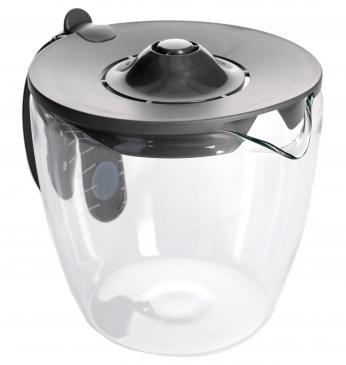 Dzbanek szklany do ekspresu do kawy (z pokrywką) Siemens 00647067