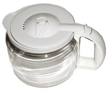 Dzbanek szklany 12 filiżanek do ekspresu do kawy (z pokrywką) Siemens 00460458