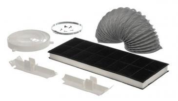 Filtr węglowy aktywny do okapu 00706588