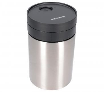 Dzbanek | Pojemnik na mleko TZ80009N (kompletny) do ekspresu do kawy Bosch 00576166