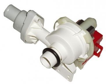 Pompa odpływowa do zmywarki Siemens 00095684