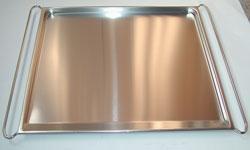 Blacha do pieczenia płytka piekarnika 00111272 (36.5cm x 46cm)