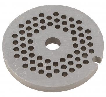 Tarcza | Sitko MUZ45LS1 maszynki do mielenia do robota kuchennego Bosch 00028140 - (średnica oczka 3mm)