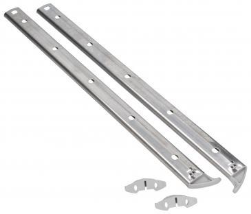 Prowadnice kosza górnego komplet (lewa + prawa) do zmywarki Siemens 00298547