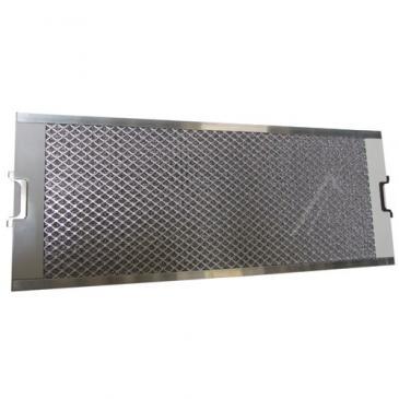 Filtr przeciwtłuszczowy metalowy do okapu 00118556