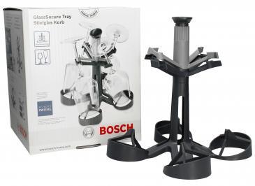 Wkładka | Półka na kieliszki do kosza na naczynia dolnego na 4 kieliszki do zmywarki Bosch 00791039