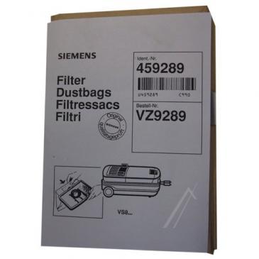 Worek do odkurzacza VZ9289 Siemens 6szt. 00459289