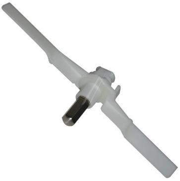 Koniczynka | Mocowanie talerza do mikrofalówki Siemens 00080160