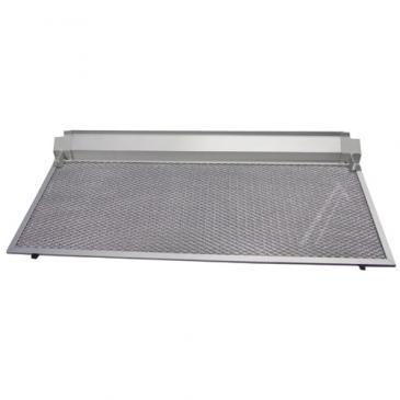 Filtr przeciwtłuszczowy metalowy do okapu 00285347