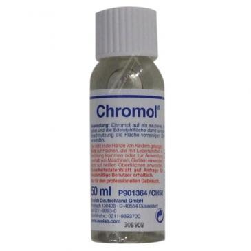 Preparat czyszczący CHROMOL do stali nierdzewnej Siemens 00166787 50ml