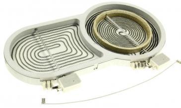 Pole grzejne rozszerzone do płyty grzewczej Siemens 00674650